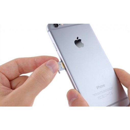 iPhone 6 Plus SIM-tálca pótlása