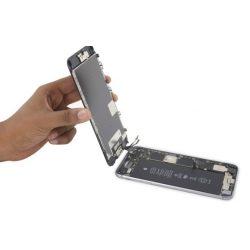 iPhone 6S Plus Előlap / kijelző újrakeretezése, fixálása