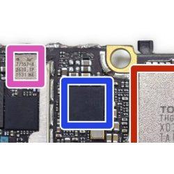 iPhone 6S Tápellátás PM-IC csere