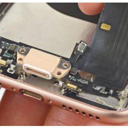 iPhone 8 dock csatlakozó csere