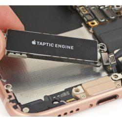 iPhone 8 Plus vibramotor csere