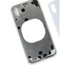 iPhone X fém középkeret csere