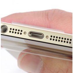 iPhone 5C Dock/töltés csatlakozó vegyszeres tisztítás