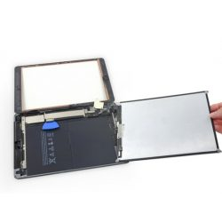 iPad Air LCD csere