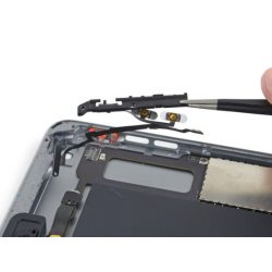 iPad Air bekapcsoló gomb flex csere